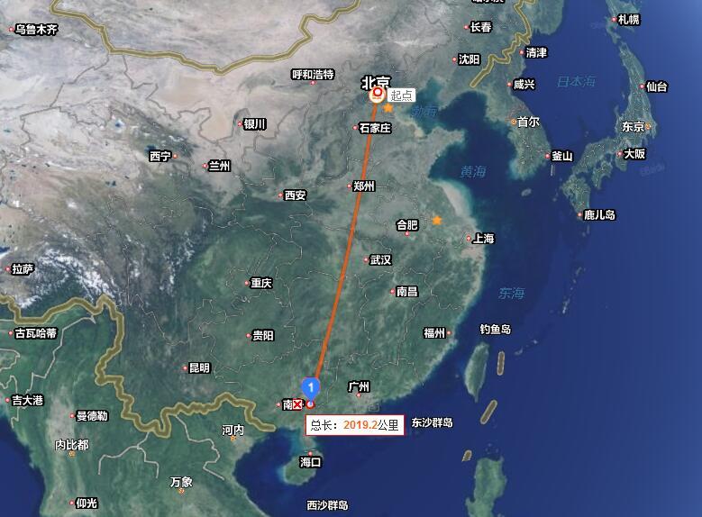 为了让中国这两项领先世界的产业交汇 环环奔波了13小时