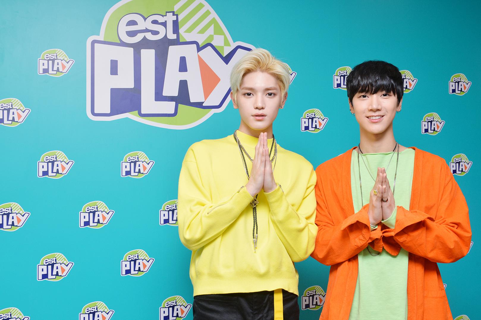 NCT成员TEN,泰容被选泰国饮料品牌代言成为话题