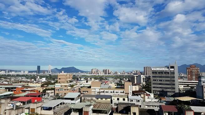"""台""""气象局"""":今年秋天天气最热 打破台湾70年纪录"""