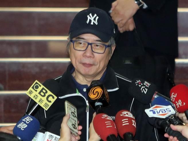 与马英九同列被告 蔡正元:司法不能有政治考量