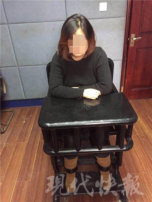 女子吸毒被抓向警察撒娇求饶:我也是没办法