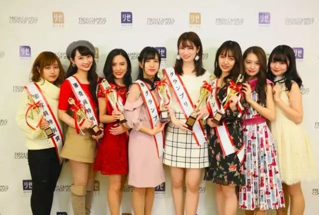 斗鸡眼、龅牙、肉鼻大学生成年度最美新生,日本人审美都沦落成这样了?