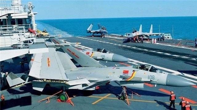 """港媒:中国测试""""水母粉碎机""""保障辽宁舰安全"""