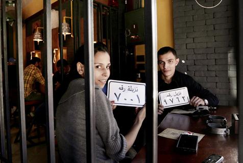 埃及开监狱主题餐馆 就餐如坐牢