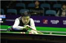 大冷!丁俊晖5-1领先连丢5局被逆转英锦赛首轮出局