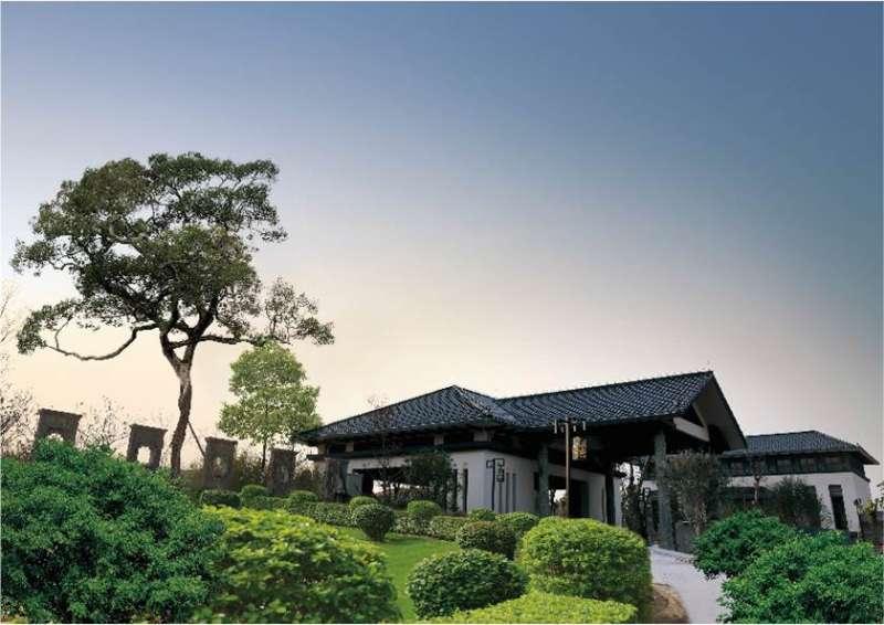 广东东莞新地标《燕岭园》正式对外开放