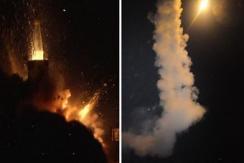 朝鲜再次试射导弹 韩实施导弹演练回应
