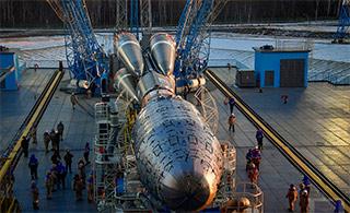俄火箭发射失败卫星成太空垃圾