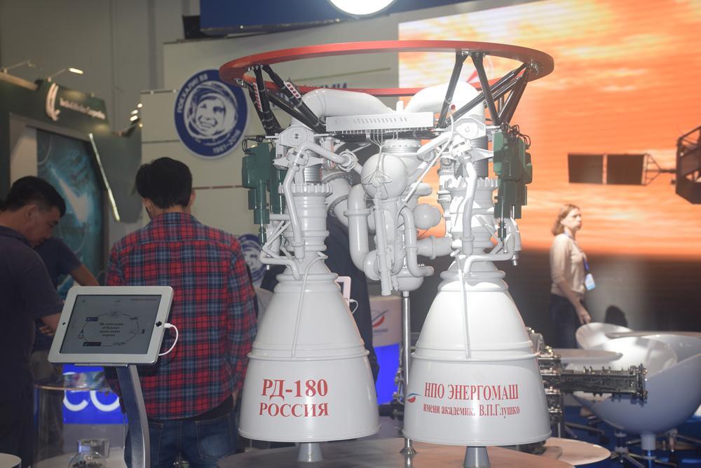 俄媒:中俄讨论出口RD180发动机 但不转让技术