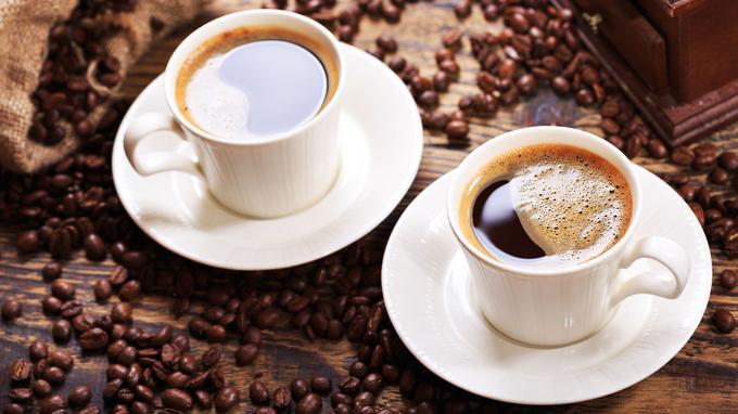法媒列举喝咖啡5大好处 每日3杯延年益寿