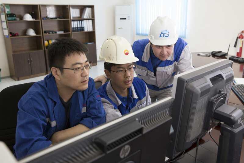 中亚天然气管道累计向国内输气 突破2000亿立方米