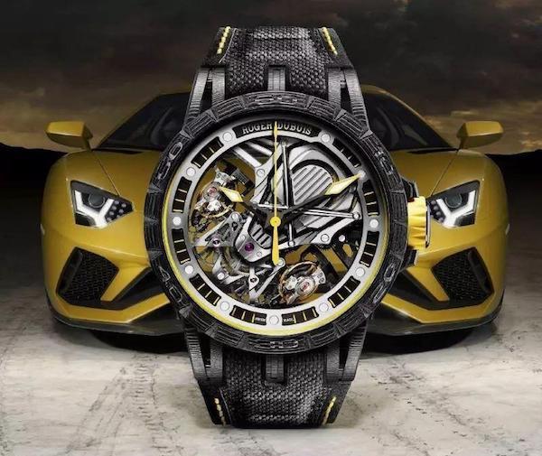 戴上这些超跑腕表,分秒间点燃你的速度与激情