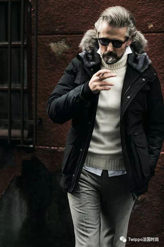 别偷懒了!告别土气邋遢,变身时髦型男,就从这个冬天开始吧 时尚 环球网