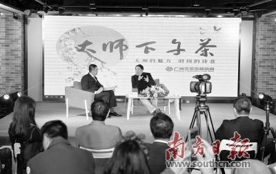 姜昆:广州整体文化氛围非常好