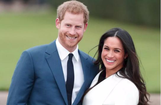 哈里王子女友有多幸运?父亲中大奖自己变
