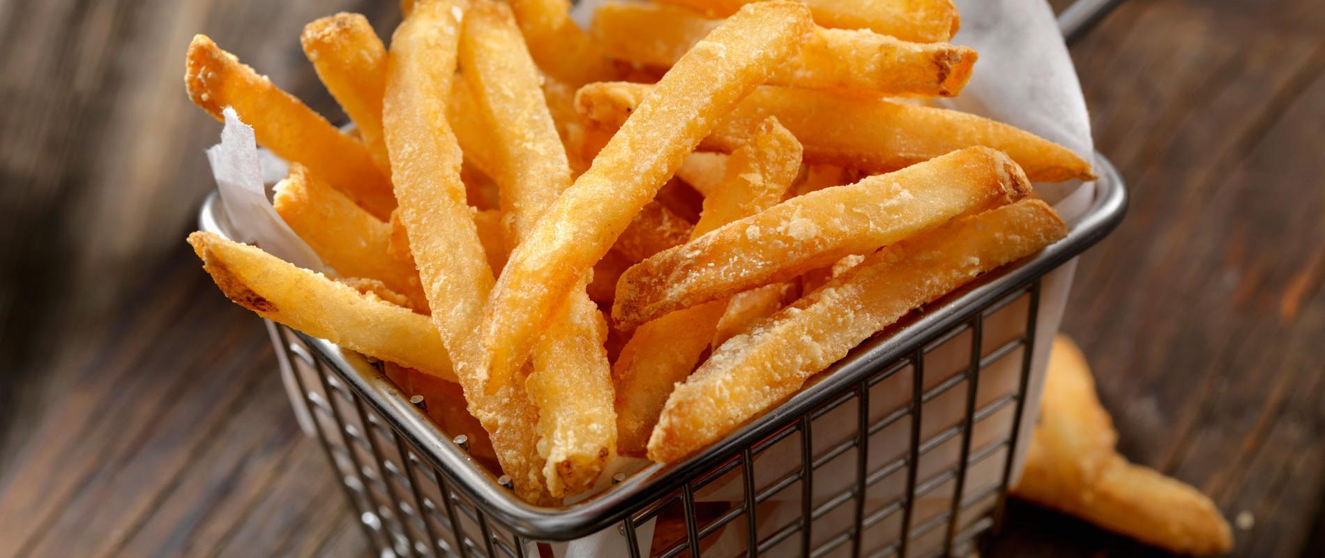 薯条究竟源自哪里? 法媒揭秘小小美食前世今生
