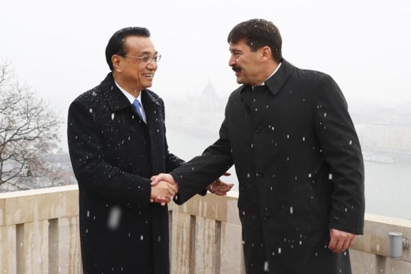 李克强总理出访图集(2017年11月29日)