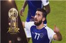 武磊二度陪跑 叙利亚国脚当选2017亚洲足球先生