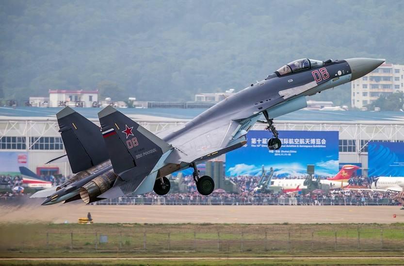 国防部回应苏35战机何时列装:正按计划进行