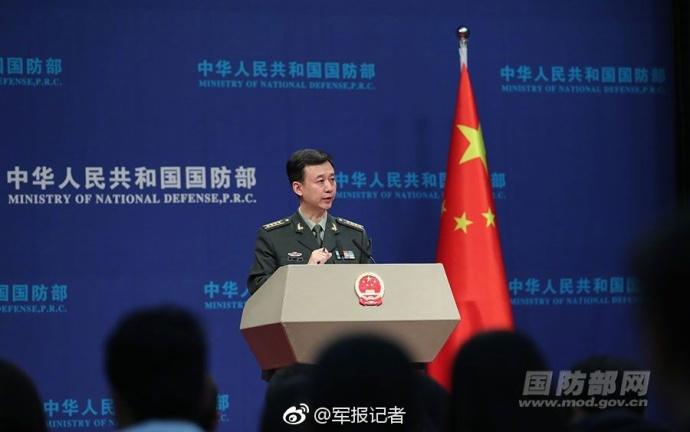 国防部:中国军队自力更生发展壮大势不可挡
