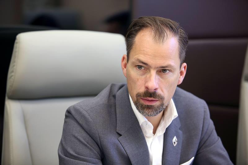 宝沃副总裁Tom Anliker 产品品质获广大消费者认可