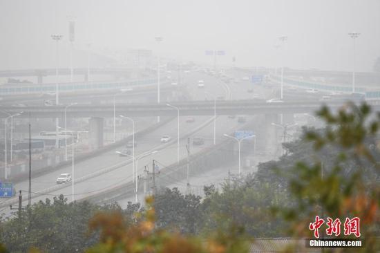环保部:未来三天东北华北或现中度及以上大气污染
