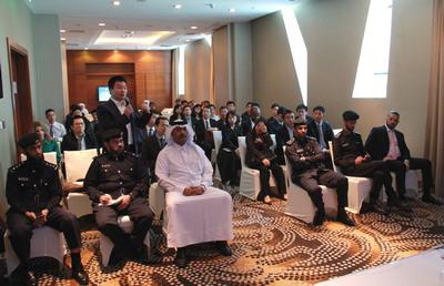 驻卡塔尔使馆举行领事座谈会 解答侨胞关心问题
