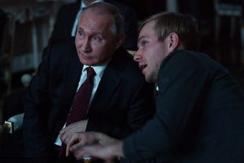 普京邀请他们做客克宫 还一起看了电影