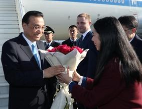 李克强总理出访图集(2019-04-21)
