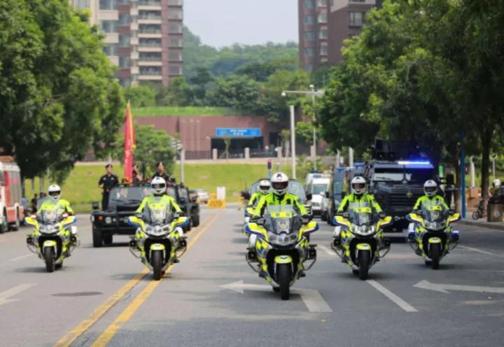 广州警方通报《财富》全球论坛期间交通保障工作措施