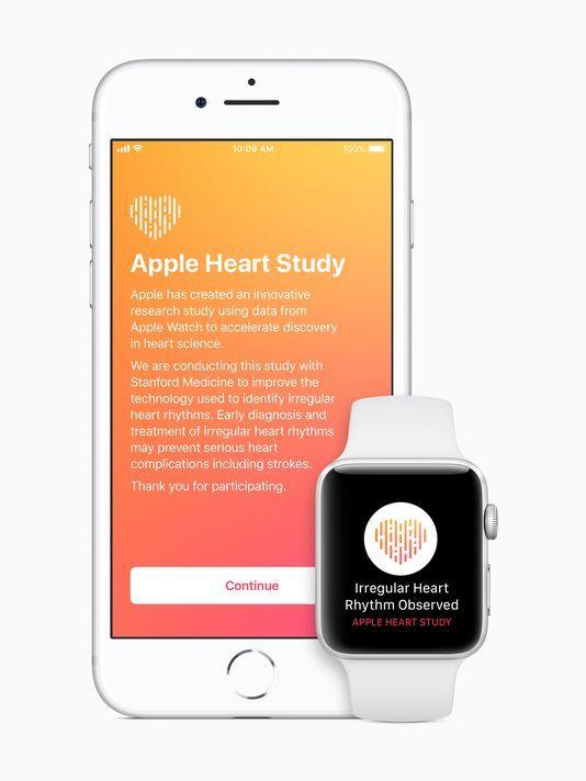 测心率更精准 Apple Watch 3有望预测心脏病