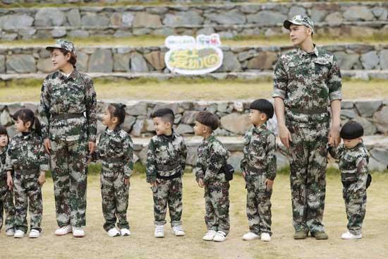 《幼儿园3》小兵有点懵 包锋大反转张伦硕很委屈