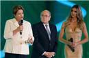 阿兹蒙请求世界杯抽签女主持戴头巾:以便伊朗人民观看