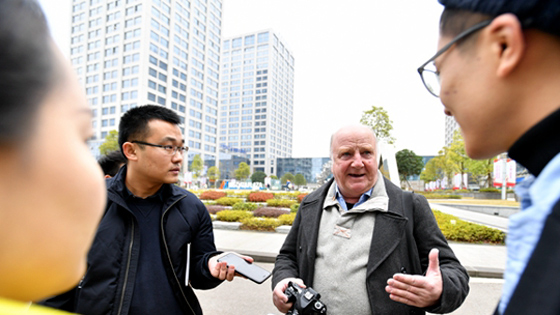英国人:梦想是如何能达到跟中国人同等的水平