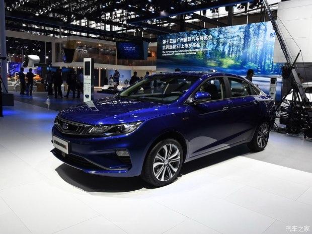 吉利汽车 帝豪GL 2018款 1.4T 基本型