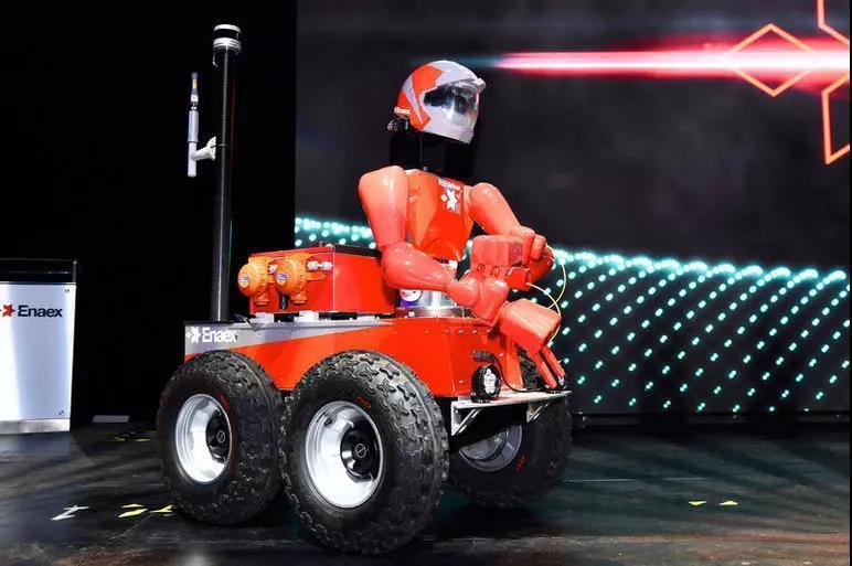 """这款采矿机器人RoboMiner成为了一名""""蓝领"""""""
