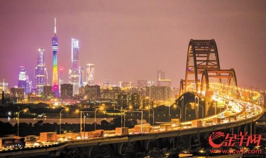世界将遇见最亮的广州