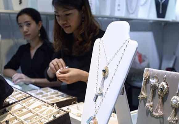 香港国际珠宝厂商展览会开幕 已举办25届
