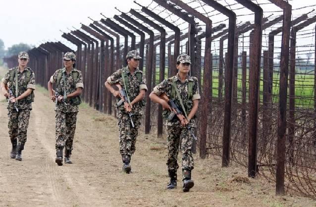 中巴联手扰乱印度?印媒诬中国帮巴在边境修碉堡