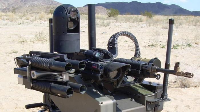 俄罗斯表示它将会无视杀人机器人的联合国禁令