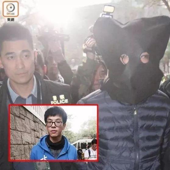 """""""旺角暴乱""""主犯潜逃英国?通缉!"""