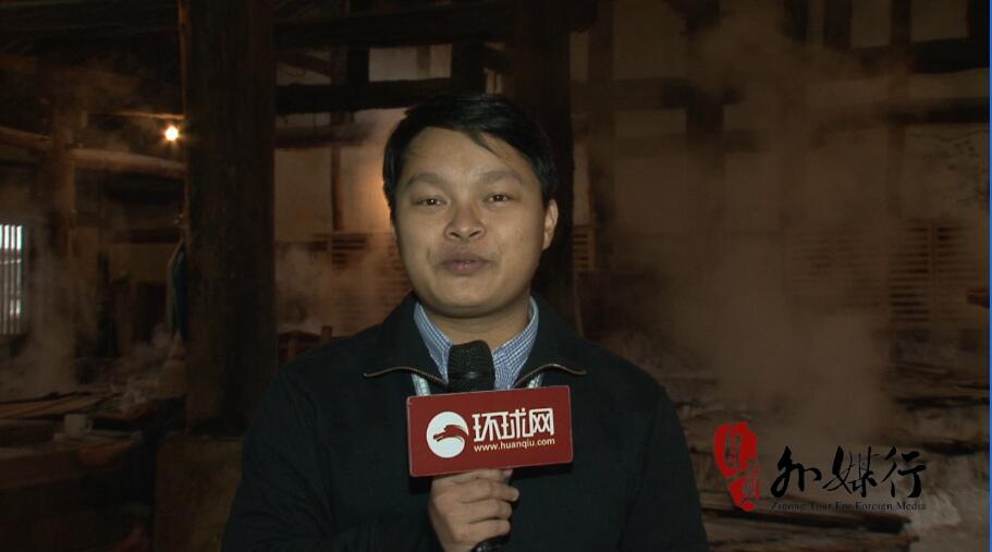 越南记者:坚持绿色发展 构建生态自贡招八方游客