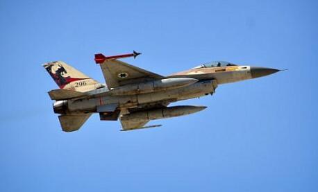 以色列战机发射5枚导弹空袭叙利亚 3枚被拦截