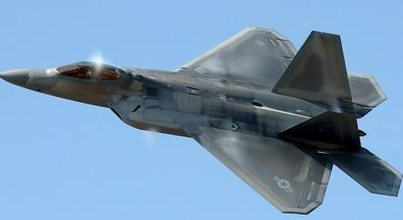 美6架F22战机抵韩 超230架飞机将联合军演
