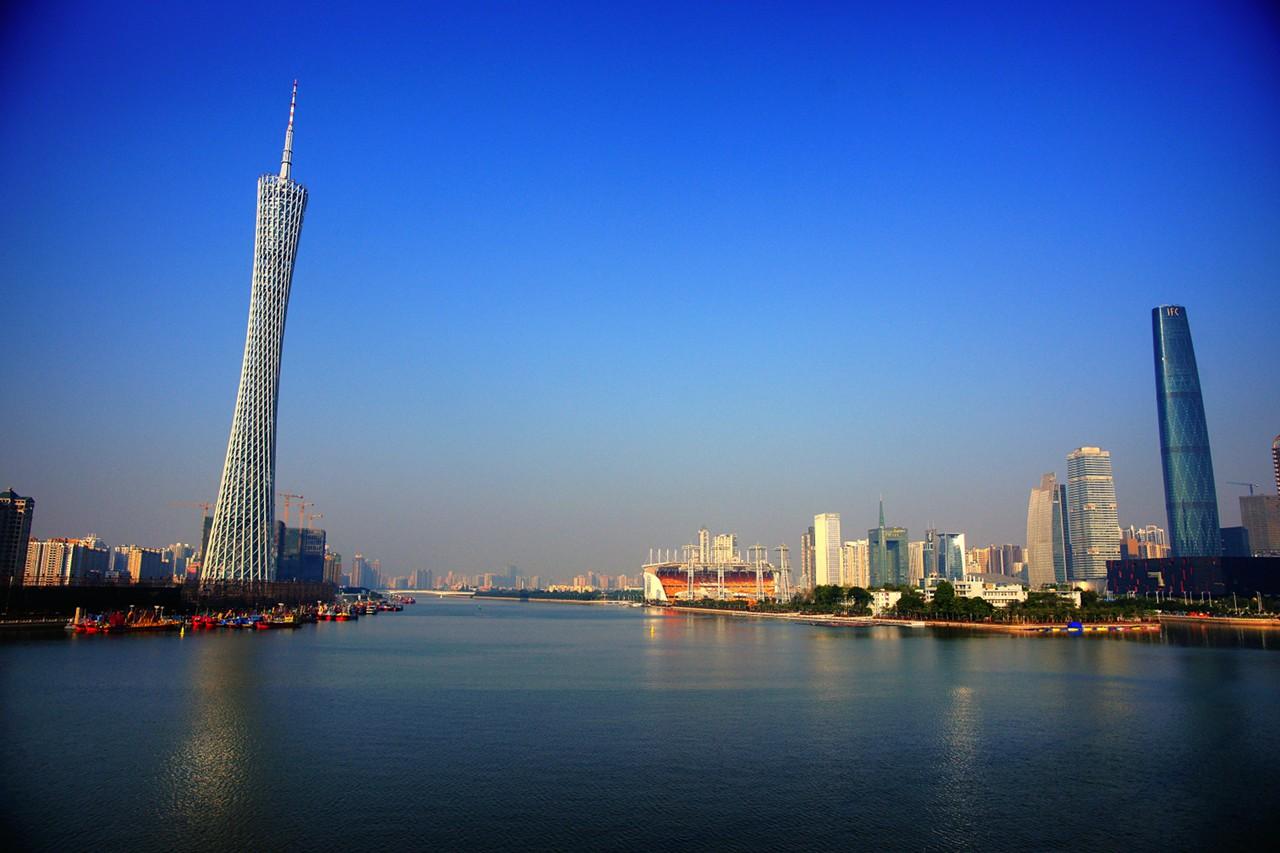 """从""""Canton""""到""""Guangzhou"""" 道不尽广州两千多年变迁史"""