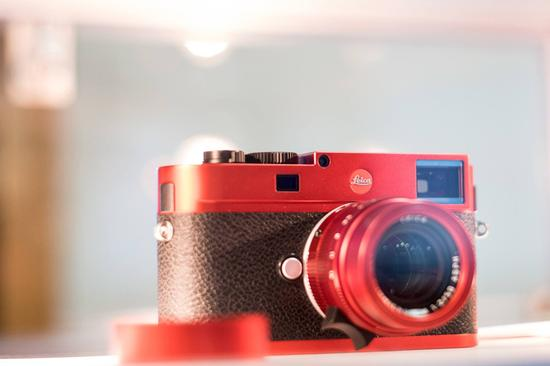 美如画!徕卡发布红色限量版M Typ 6相机