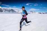爱尔兰名将不畏严寒南极洲跑步 创1英里最快纪录
