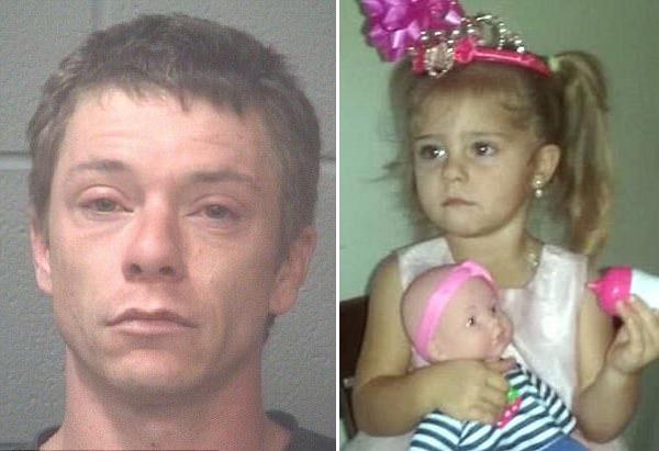 美国3岁小女孩被杀害 凶手或为其母男友