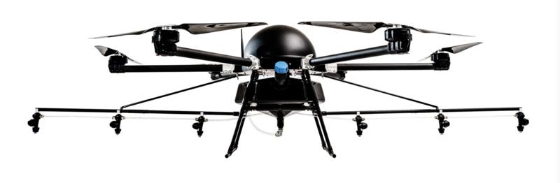 DroneSeed获得超过500万美元新一轮融资 用无人机选址、播种和施肥