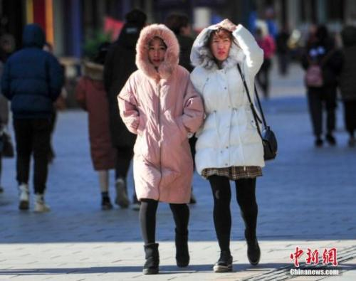 弱冷空气继续影响黄淮江淮等地 全国大部降水稀少